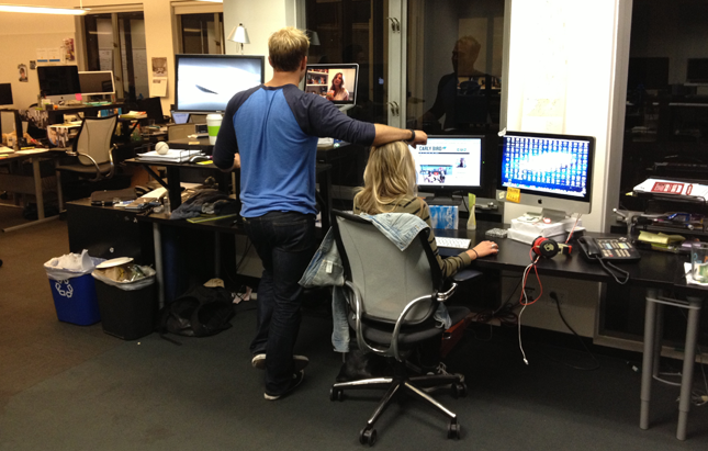 say no to stand up desks - Stand Up Workstation